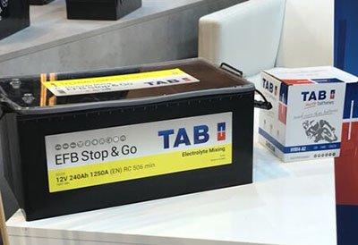 Gama EFB Stop&Go