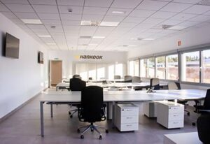 Hankook expands testing capacity in Spain 01