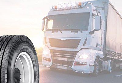 Los neumáticos Triangle TBR para camión continúan su ascenso