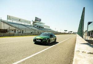 Potenza Sport de Bridgestone en Audi
