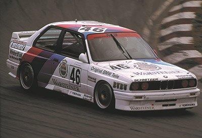 ADVAN Sport V107 de Yokohama equipa BMW M3
