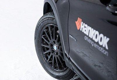 Hankkok equipa BMW