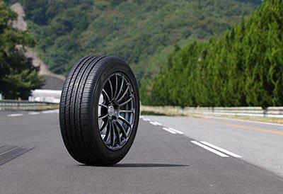 Neumático Yokohama para vehículos eléctricos