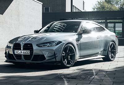 SportContact 6 montado en BMW M4
