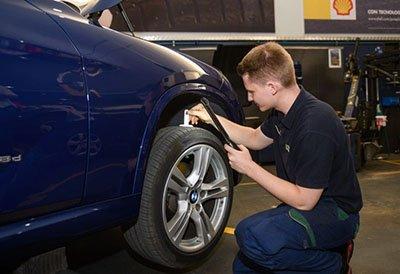 Euromaster alerta para sustituir el neumático de repuesto