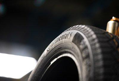fabricación de neumáticos Continental