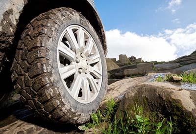 General Tire, neumáticos especiales Continental