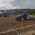 Llega a España el Michelin Tracks & Tires Farming Tour 2021