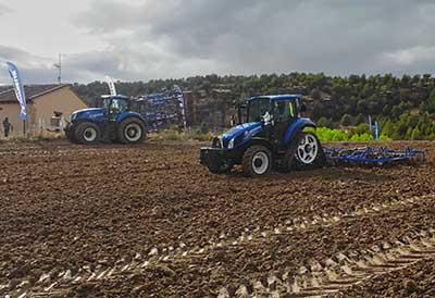 Michelin Tracks & Tires Farming Tour