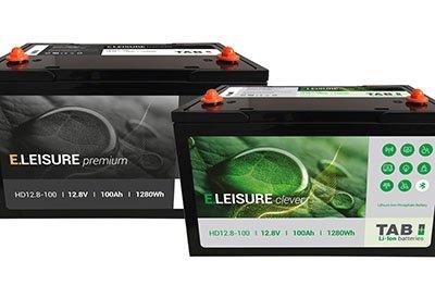 baterías E.LEISURE