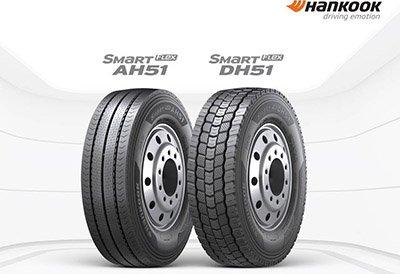 Nueva banda de rodadura Smartflex