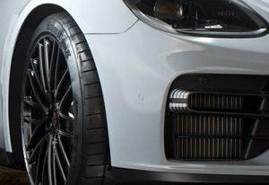 Hankook Ventus S1 evo Z en Porsche Panamera