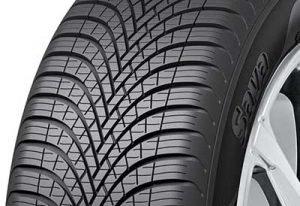 Sava presenta un neumático All Weather