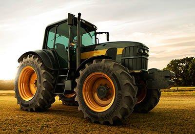 Neumáticos agrícolas cumple 150 años de historia