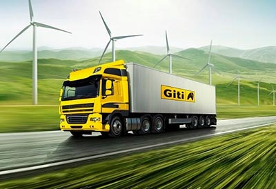 Giti GDR675 Combi Road para camión