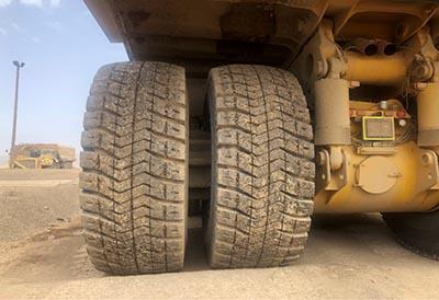 neumático MS453 para grandes transportes