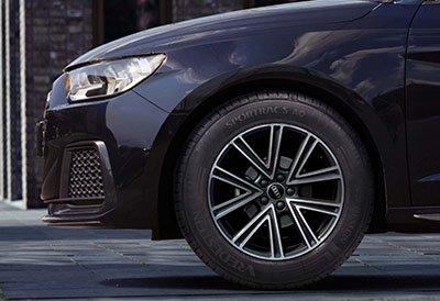 Audi A1 Sportback elige neumáticos de verano Vredestein