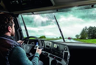 Bosch apoya el negocio del vehículo industrial