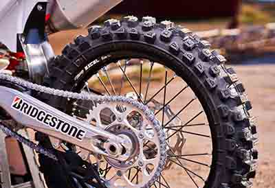 Bridgestone Battlecross X31