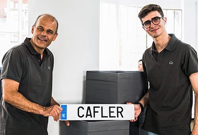 Grupo Andrés invierte en Cafler