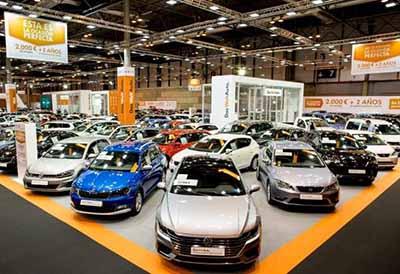 ventas de vehículos de más de diez años